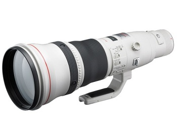 Canon 800 mm EF-L f4 teleobjektív