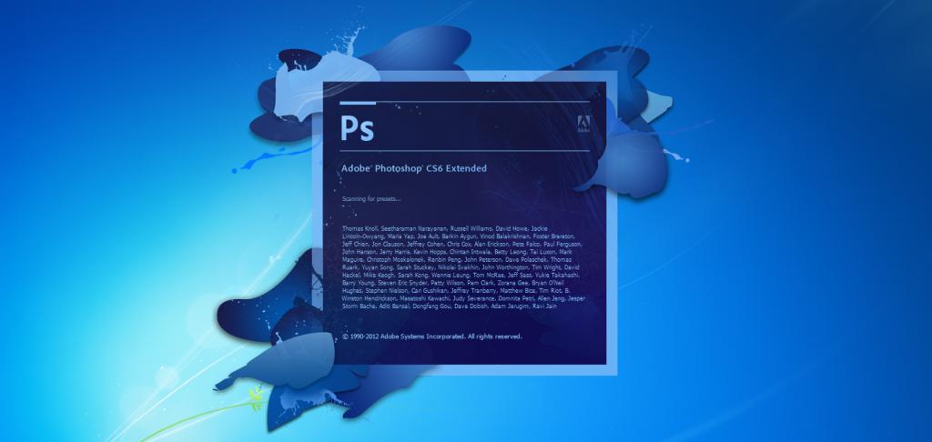 adobe photoshop indító képernyő betöltés alternatíva