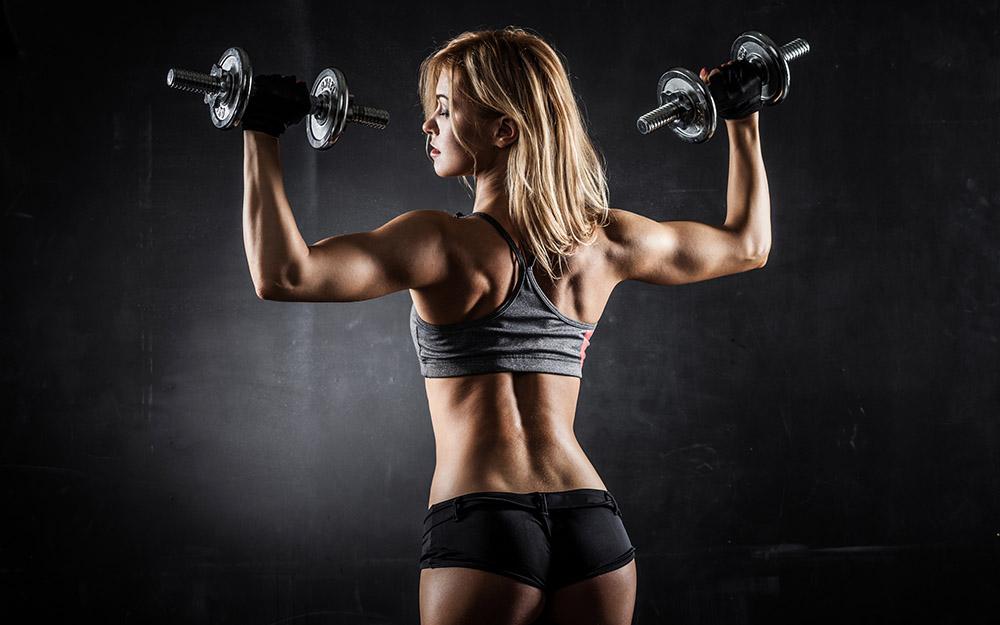 fotókkal pénzt keresni fitness nő stockfotó