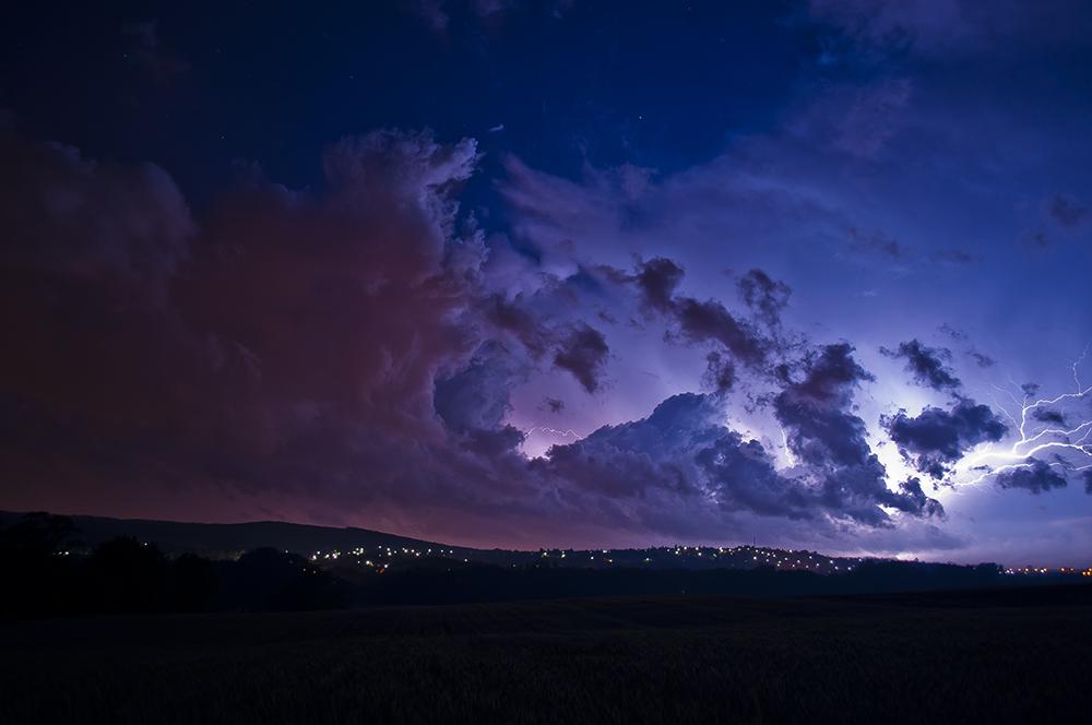 villámfotózás hogyan Budapest viharvadászat laczkó zsuzsanna