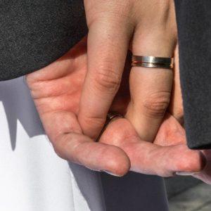 közeli a gyűrűről